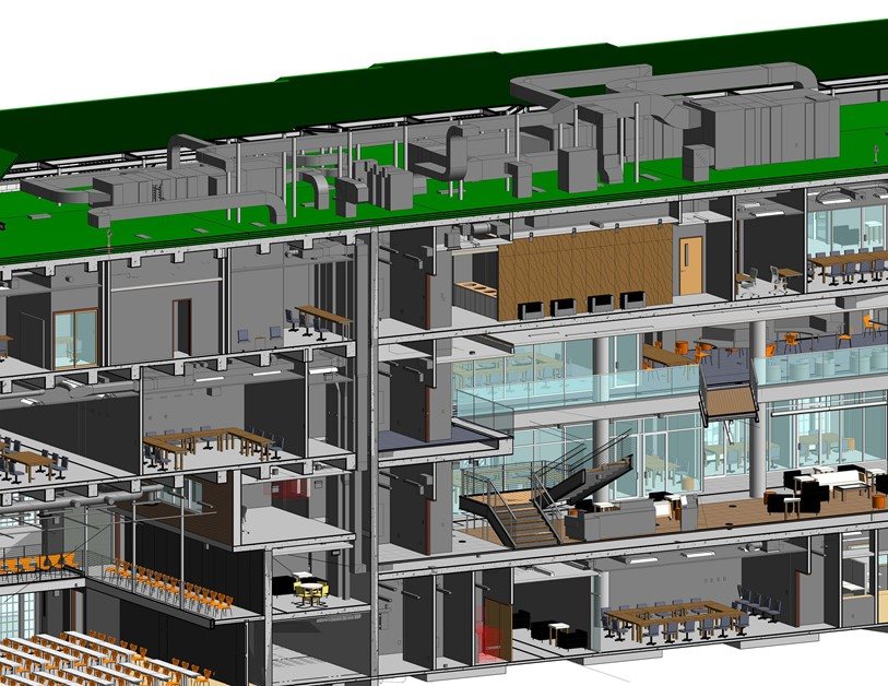 Building Information Modelling (BIM) provides the potential for more inclusive and highly coordinated documents.